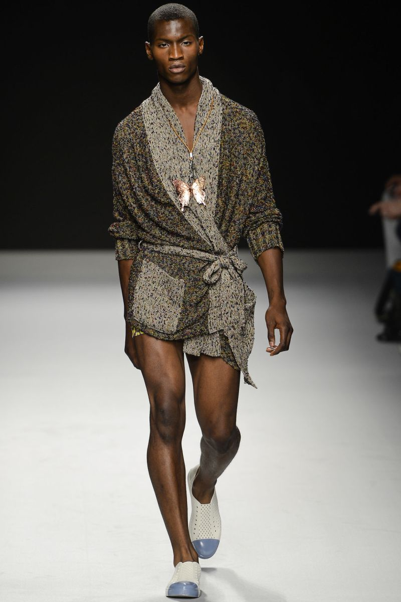 Vivienne Westwood Spring/Summer 2013   Milan Fashion Week image