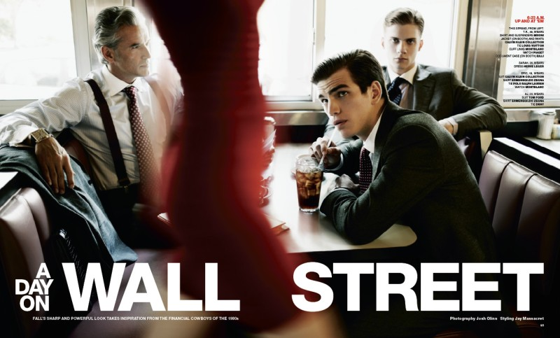 VMAN Fall Preview | A Day on Wall Street by Josh Olins