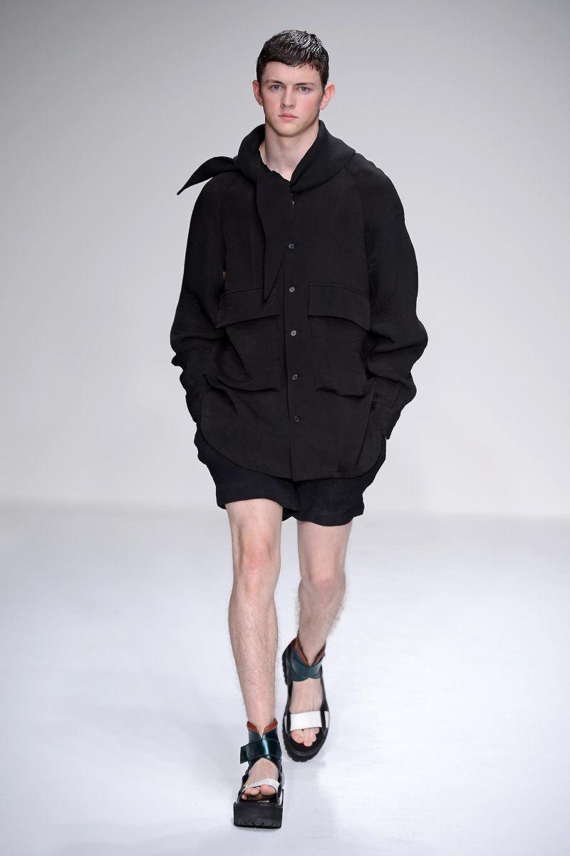 Xander Zhou Spring/Summer 2013   London Collections: Men image