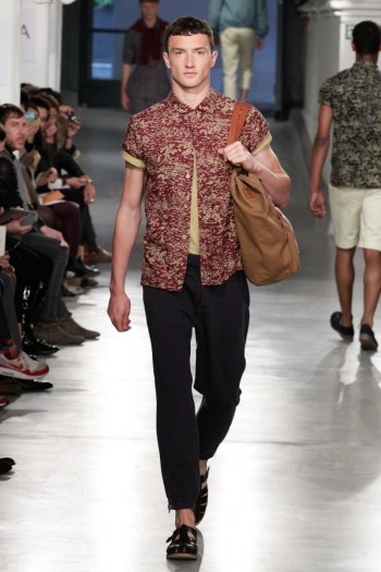 YMC Spring/Summer 2013 | London Collections: Men