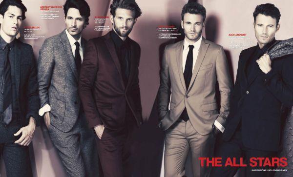 VMAN | The All Stars