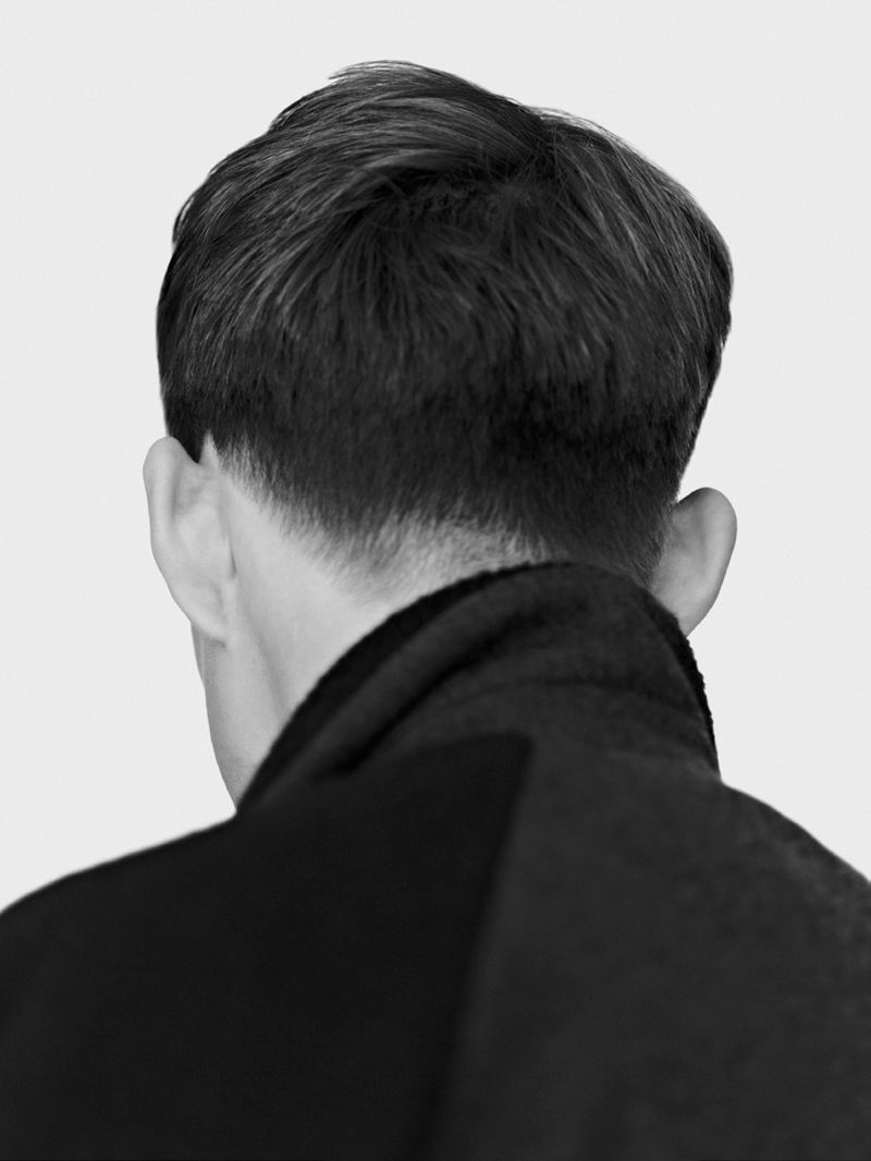 Milo Spijkers Plays the Gent for 1205 Fall/Winter 2012
