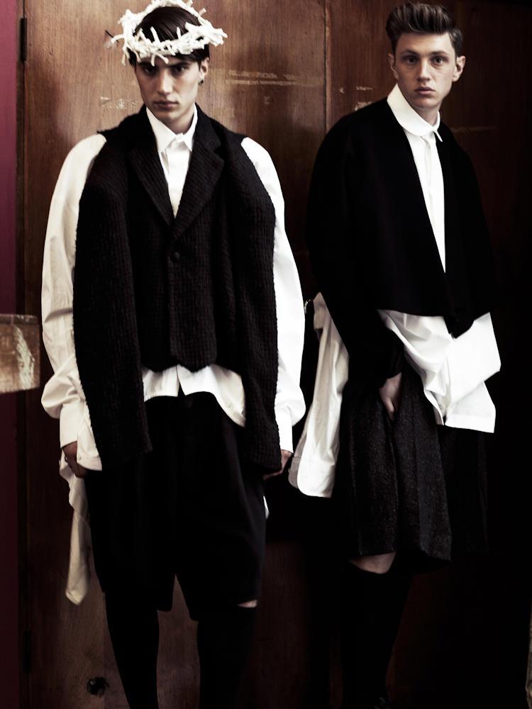 Max Barreau & Gavin Jones by Chad Pickard & Paul McLean for 160 Grams
