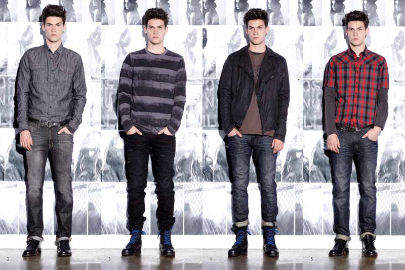 Miles Garber by Shannon Sinclair for DKNY Jeans Fall 2011