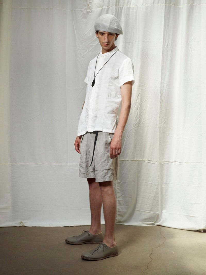 The Viridi-Anne Champions the Traveller for Spring/Summer 2013