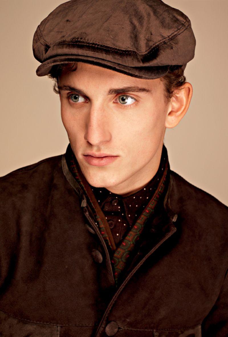 """Casual-Menswear-in-Dolce-Gabbana-Autumn-Winter-2012-2013-""""Moda""""-Lookbook-15"""