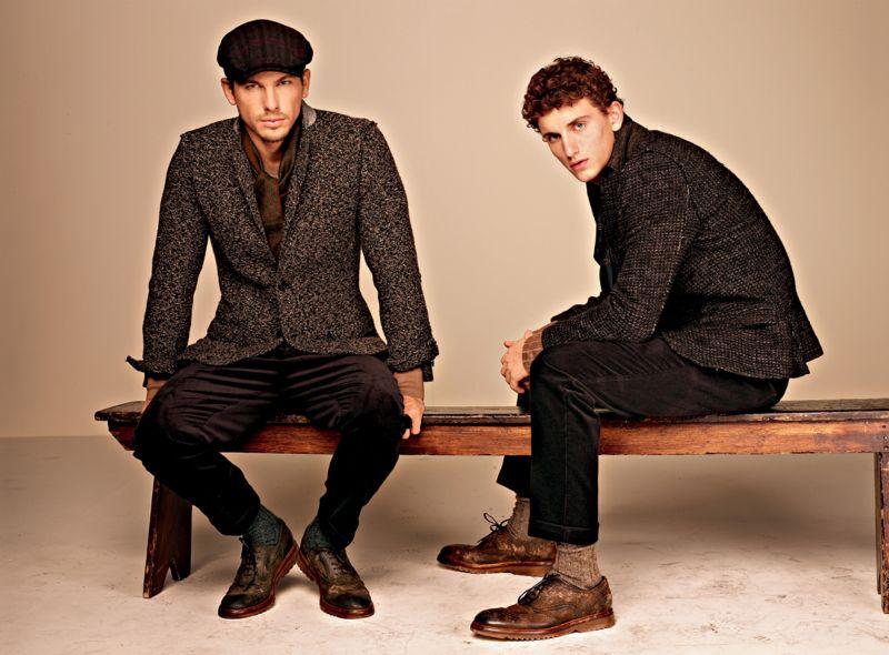 """Casual-Menswear-in-Dolce-Gabbana-Autumn-Winter-2012-2013-""""Moda""""-Lookbook-16"""