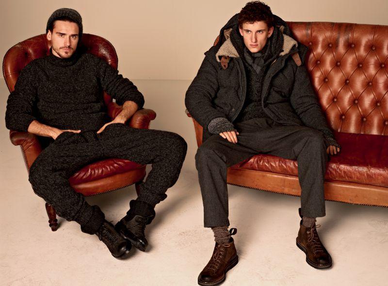 """Casual-Menswear-in-Dolce-Gabbana-Autumn-Winter-2012-2013-""""Moda""""-Lookbook-18"""