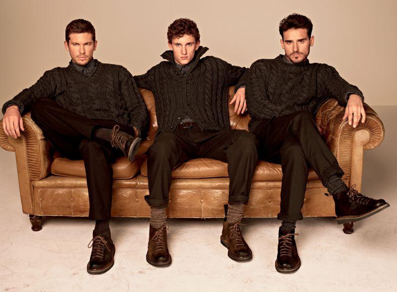 """Casual-Menswear-in-Dolce-Gabbana-Autumn-Winter-2012-2013-""""Moda""""-Lookbook-19"""