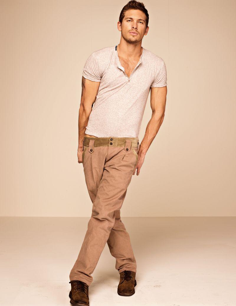 """Casual-Menswear-in-Dolce-Gabbana-Autumn-Winter-2012-2013-""""Moda""""-Lookbook-2"""