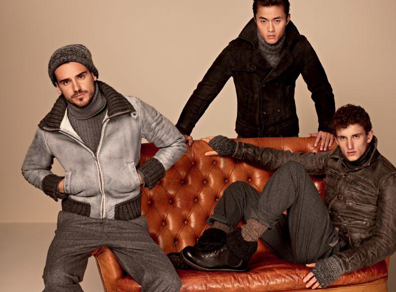 """Casual-Menswear-in-Dolce-Gabbana-Autumn-Winter-2012-2013-""""Moda""""-Lookbook-20"""