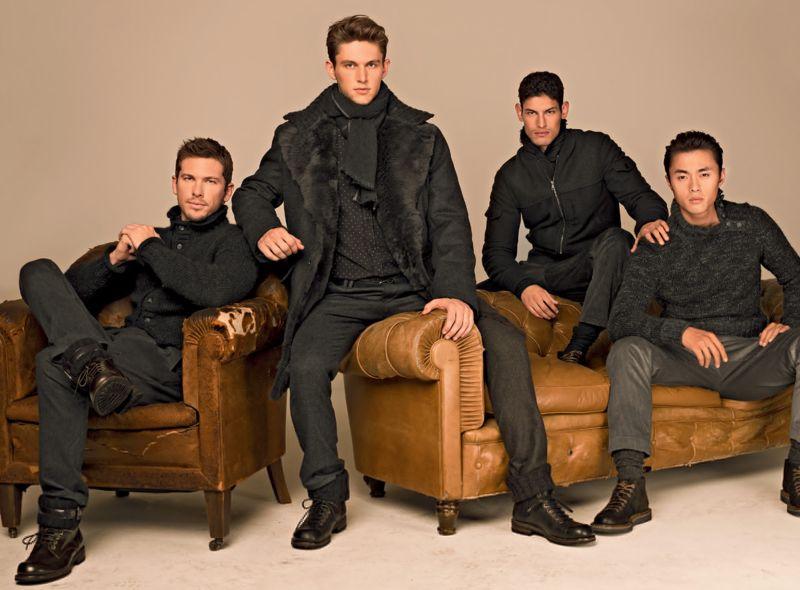 """Casual-Menswear-in-Dolce-Gabbana-Autumn-Winter-2012-2013-""""Moda""""-Lookbook-23"""