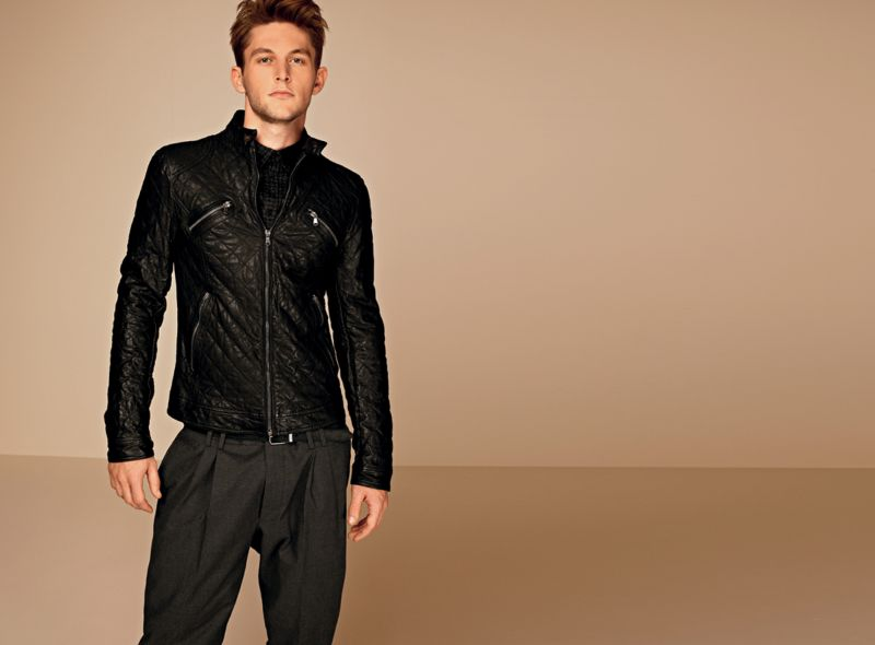 """Casual-Menswear-in-Dolce-Gabbana-Autumn-Winter-2012-2013-""""Moda""""-Lookbook-25"""