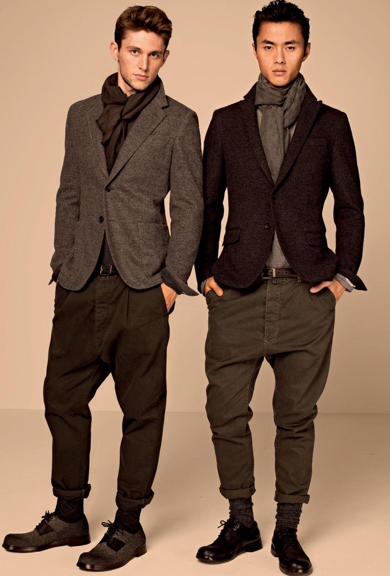 """Casual-Menswear-in-Dolce-Gabbana-Autumn-Winter-2012-2013-""""Moda""""-Lookbook-27"""