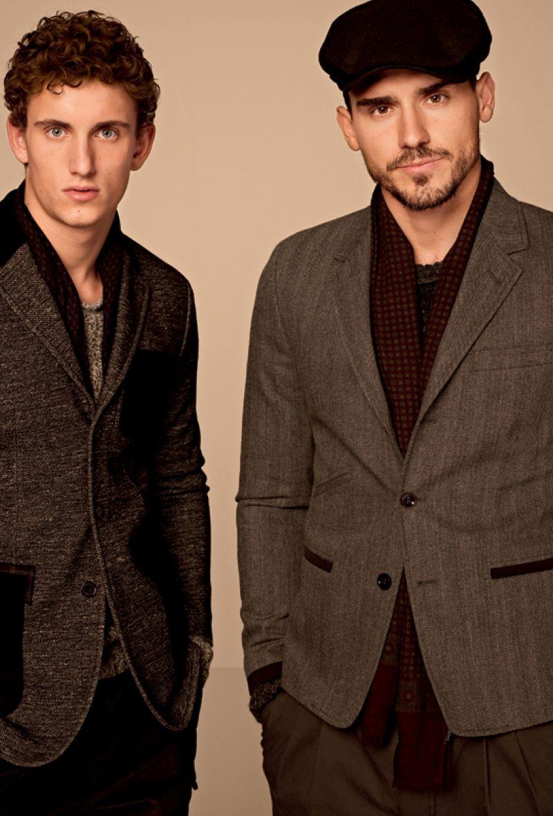 """Casual-Menswear-in-Dolce-Gabbana-Autumn-Winter-2012-2013-""""Moda""""-Lookbook-28"""