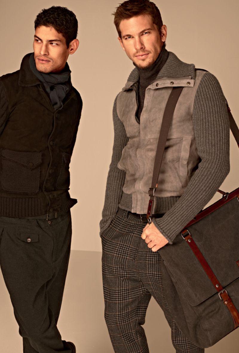 """Casual-Menswear-in-Dolce-Gabbana-Autumn-Winter-2012-2013-""""Moda""""-Lookbook-32"""