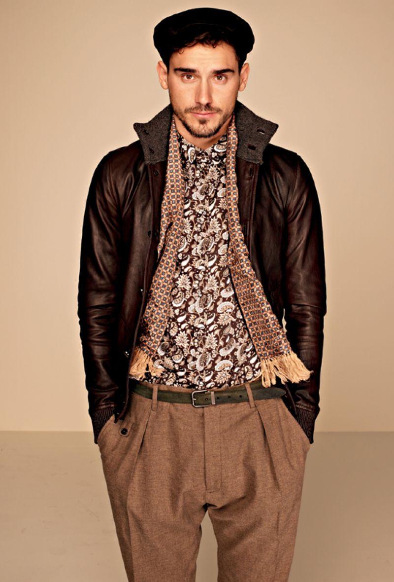"""Casual-Menswear-in-Dolce-Gabbana-Autumn-Winter-2012-2013-""""Moda""""-Lookbook-4"""