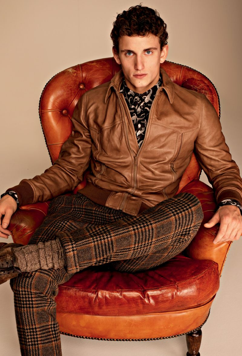 """Casual-Menswear-in-Dolce-Gabbana-Autumn-Winter-2012-2013-""""Moda""""-Lookbook-5"""