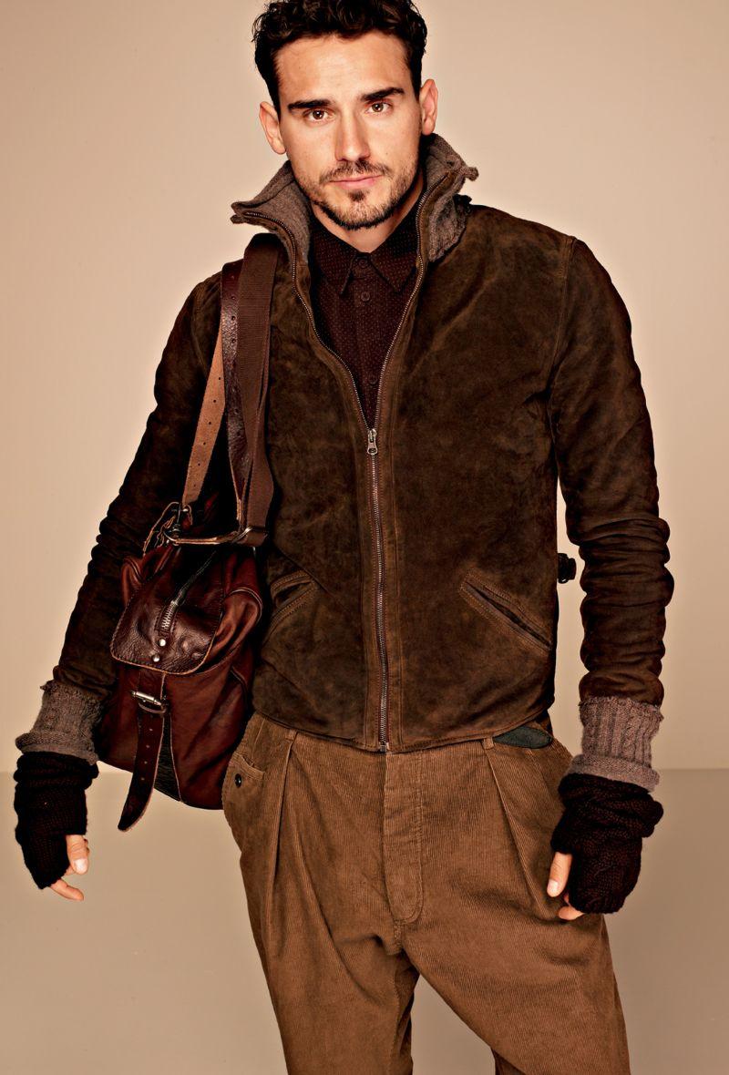 """Casual-Menswear-in-Dolce-Gabbana-Autumn-Winter-2012-2013-""""Moda""""-Lookbook-7"""