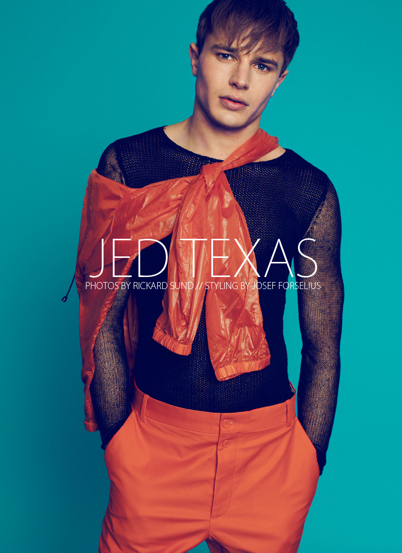 Jed Texas by Rickard Sund for Fashionisto Exclusive
