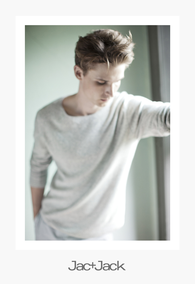 Lowell Tautchin Gets Intimate for the Jac + Jack Spring 2012 Campaign