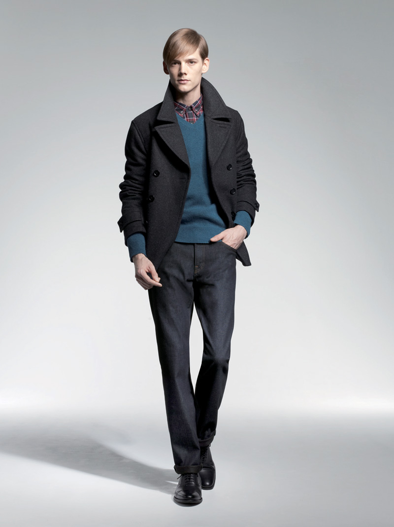 Johannes Niermann Stocks Up on the Essentials with Uniqlo Fall/Winter 2012