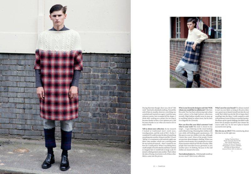 Alexander Beck by Thomas Lohr for Metal Magazine