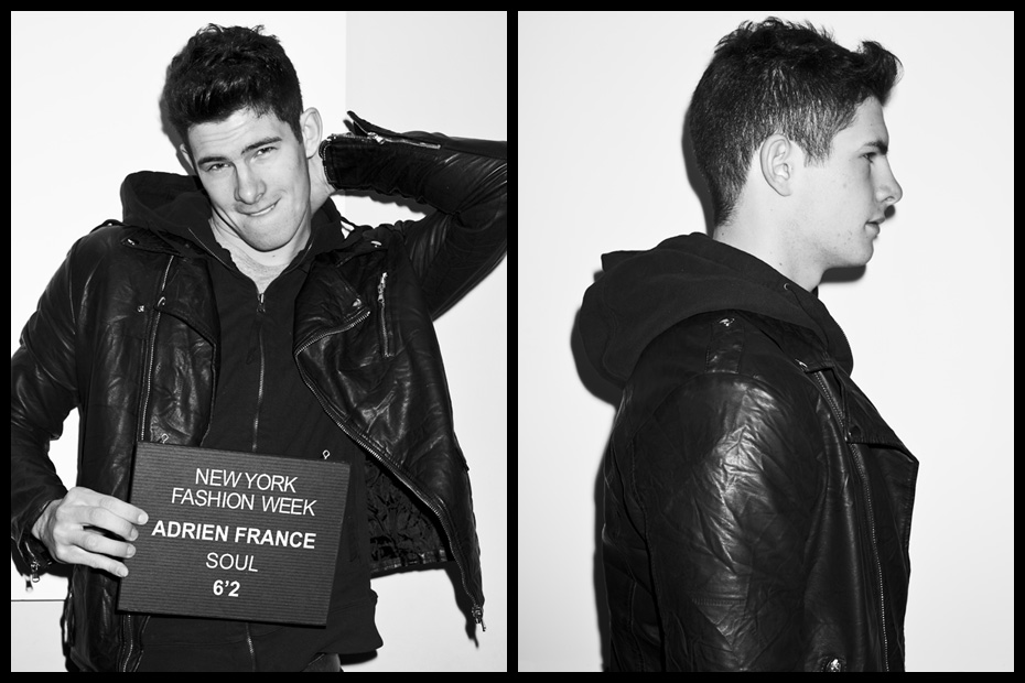 Casting Call : The Booked Edition | Adrien France by Conan Thai