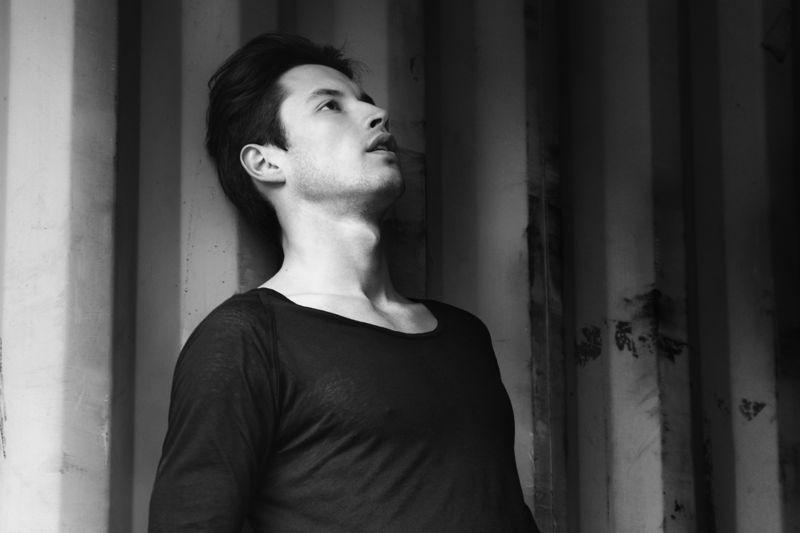 Portrait | Aibek Rasulov by Michael Elmquist
