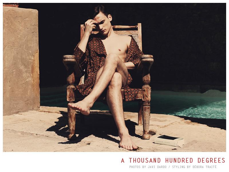 Alejandro Rodriguez by Javi Dardo for Fashionisto Exclusive