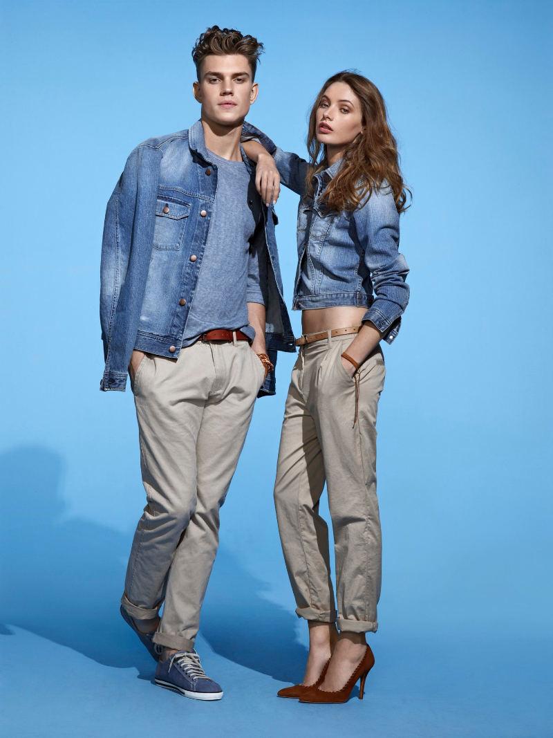 André Bentzer for JC Jeans & Clothes Spring 2011 (April Lookbook)