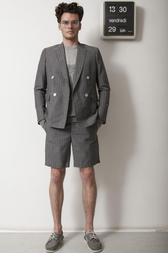 Band of Outsiders Spring/Summer 2013 | Paris Fashion Week