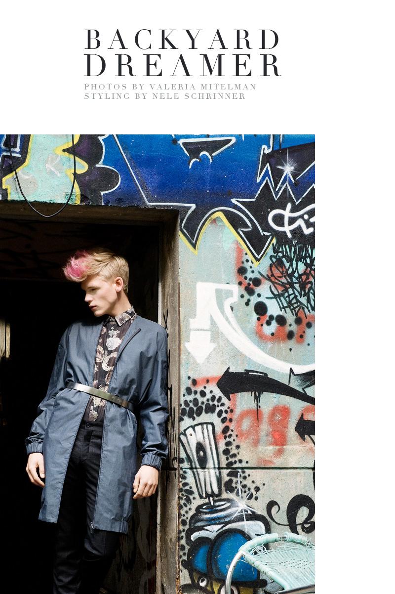 Jan Philip Zuehlke by Valeria Mitelman for Fashionisto Exclusive