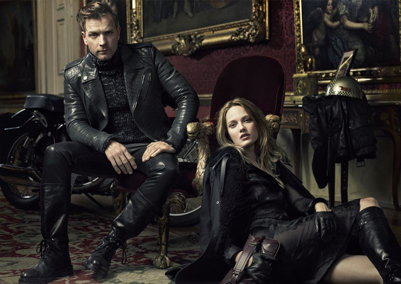 Ewan McGregor, Ben Hill & Janis Ancens Join a Moody Affair for Belstaff Fall/Winter 2012 Campaign