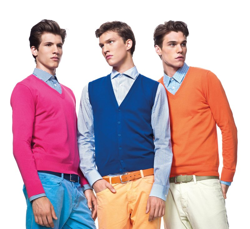United Colors of Benetton Spring/Summer 2012