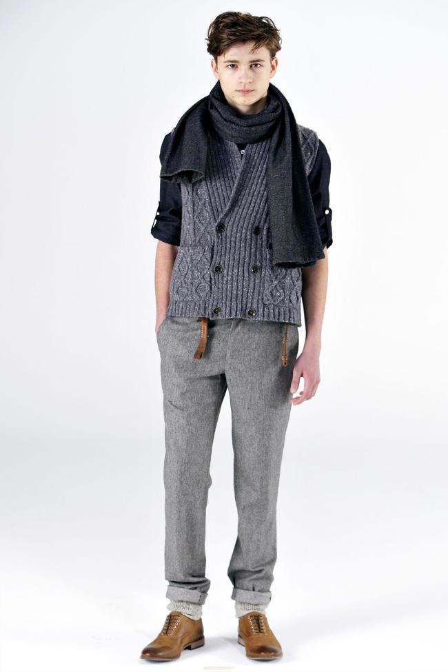 Bespoken Fall 2011 | Mercedes-Benz Fashion Week