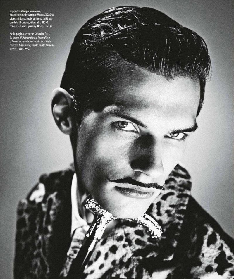 Borys Starosz by Jacopo Moschin for Style Magazine