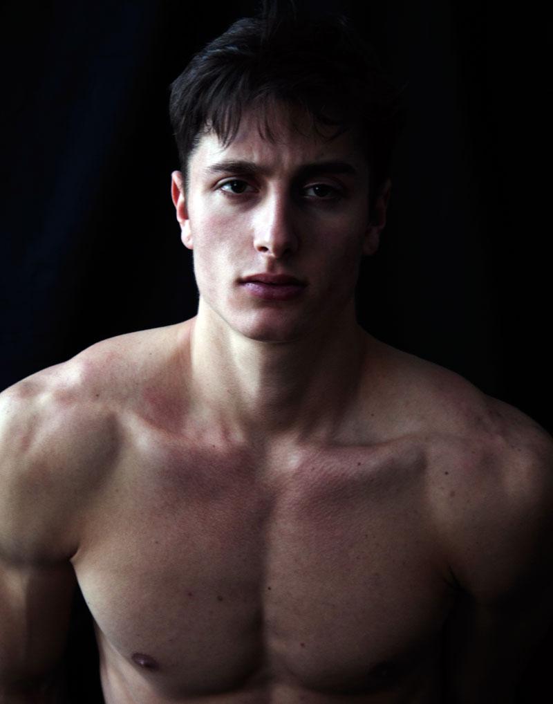 Portrait   Brady Bielski by Anthony Amadeo