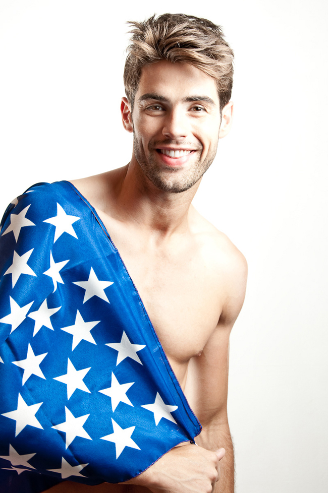 Chad White is an 'American Idol' by Matteo Felici for Fashionisto Exclusive