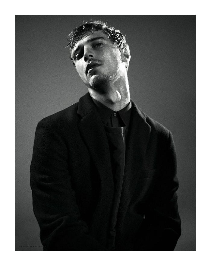 Clément Chabernaud by Willy Vanderperre for i-D