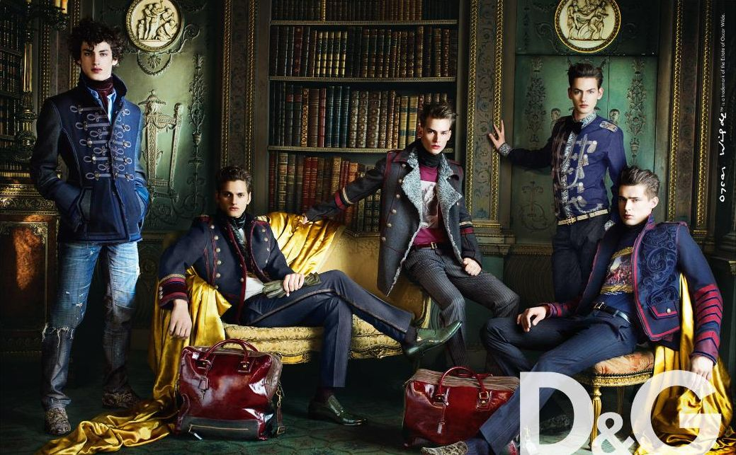 Campaign - D&G Fall 2009