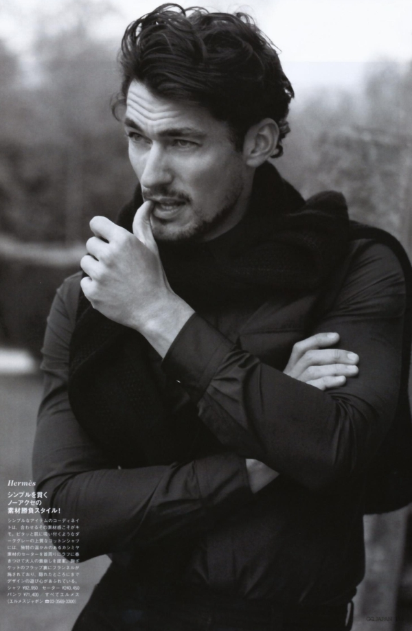 Editorial | David Gandy by Arnald Anaya-Lucca