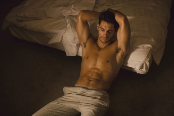 Daily Fix | David Gandy by Jimmy Backius