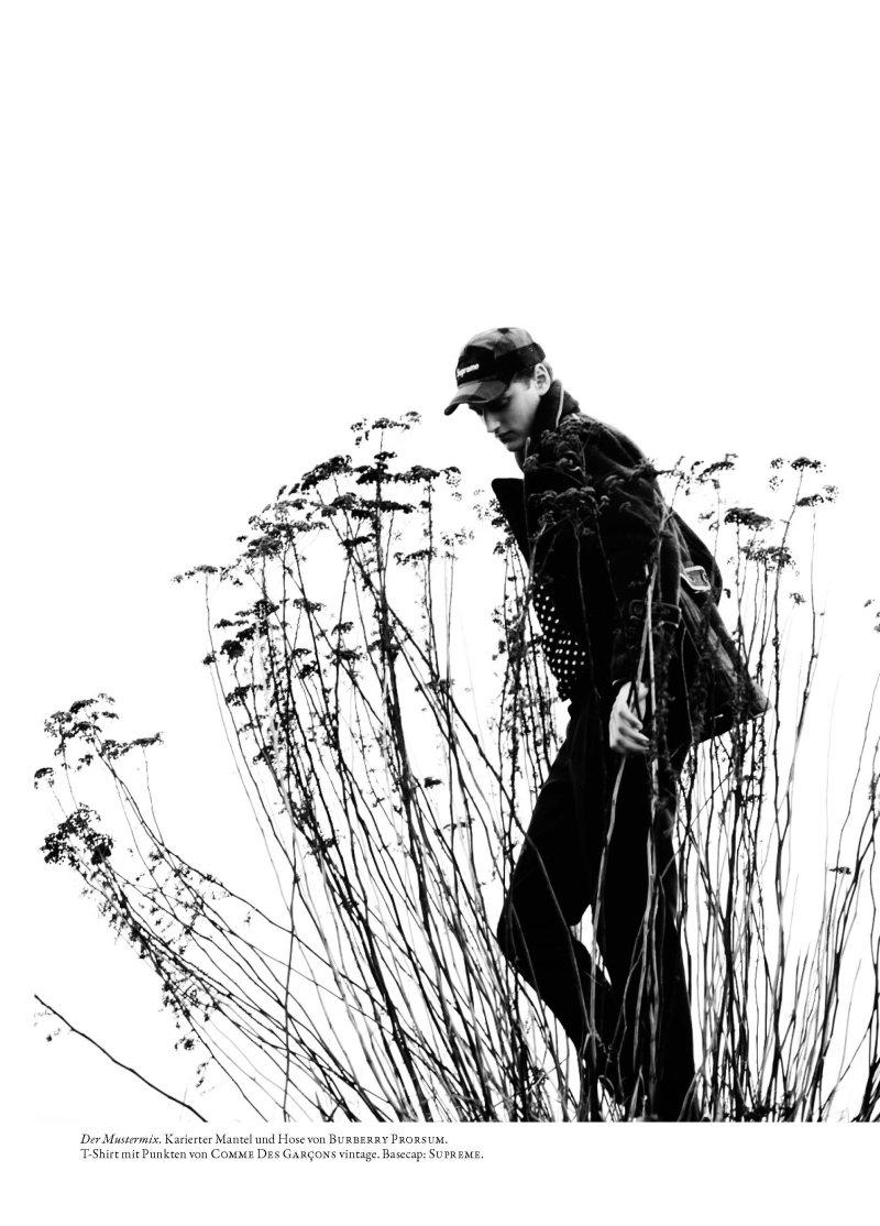 Demy Matzen by Markus Pritzi for Feld 100