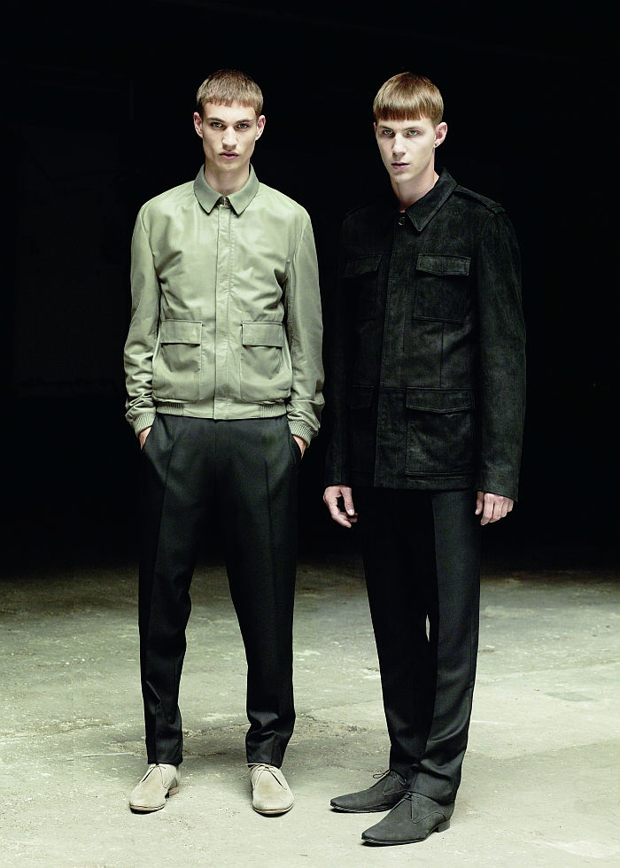 Les Essentiels Dior Homme–Week-end | Johannes Linder & Clinton Weber by Julia Champeau