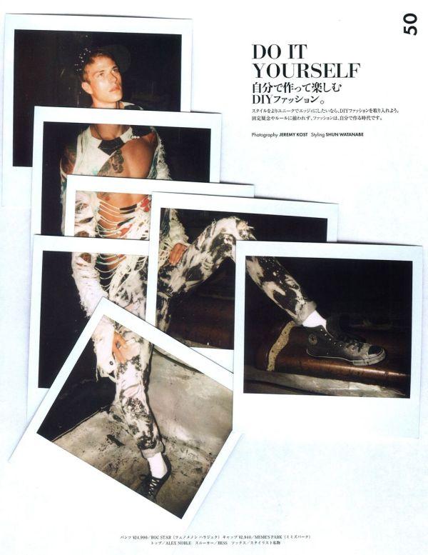 Do It Yourself | Rob Devita by Jeremy Kost