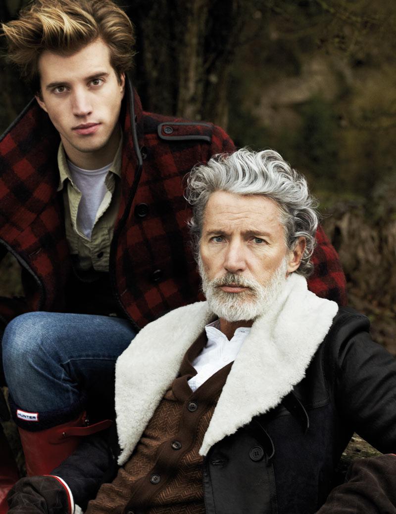 Aiden Brady & Mario Sanz by Sergi Pons for El Pais