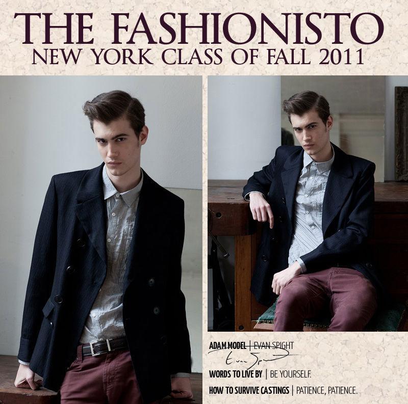 New York Class of Fall 2011 | Evan Spight by Steven Chu