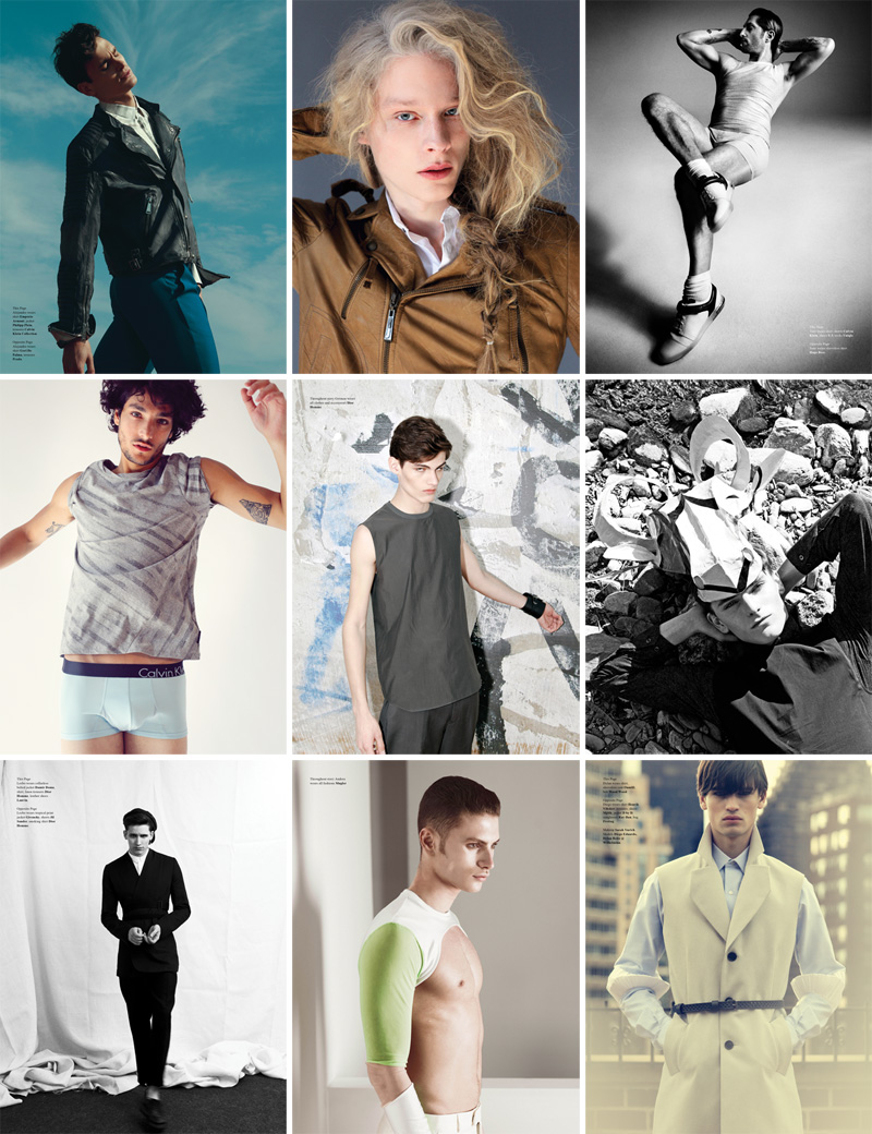 Fashionisto Summer 2012 Issue Preview