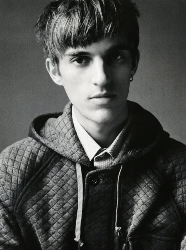 Gabriel Gronvik by Angelo Pennetta for Topman Fall 2010 Campaign